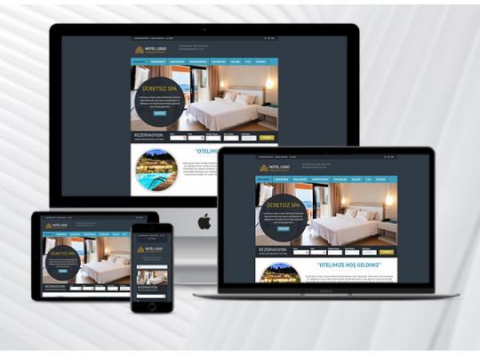 Hotel Web Paketi Lidya v 2.5